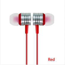 For xiaomi Earphone Mega Bass Sport Straight Insert Phone Earphones Noise Cancelling With Microphone For Samsung Huawei
