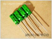30 ШТ. Nichicon MUSE ВР (ES) серии 10 мкФ/25 В аудио с неполярными электролитические конденсаторы бесплатная доставка