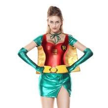 Online Get Cheap Robin Womens Halloween Costume -Aliexpress.com ...