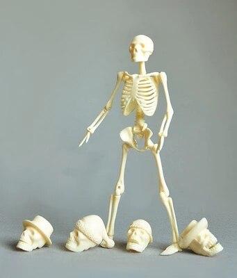 20 cm body skeleton assembly model Bulk packing free shopping20 cm body skeleton assembly model Bulk packing free shopping