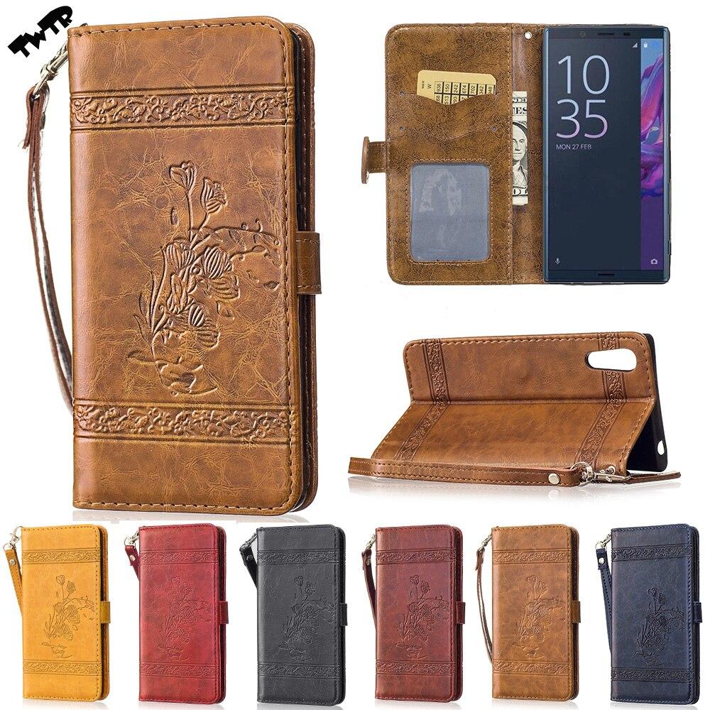 Flip Case pour Sony Xperia XZs XZ s Double G8232 G8231 Cas Couverture En Cuir De téléphone pour Sony Keyaki XperiaXZs G 8231 8232 Cas Sac