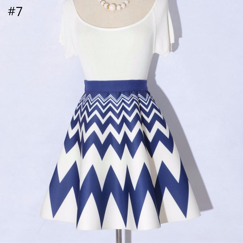 high waist skirt 09