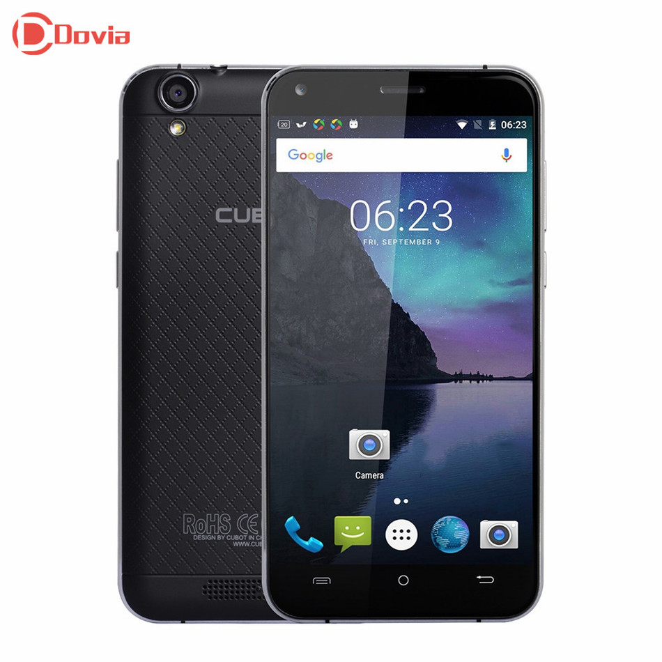 Clearance Cubot Manito 5.0 inch 4G Smartphone MTK6737 Quad Core 3GB RAM 16GB ROM 8MP Cameras A-GPS Accelerometer Mobile Phone