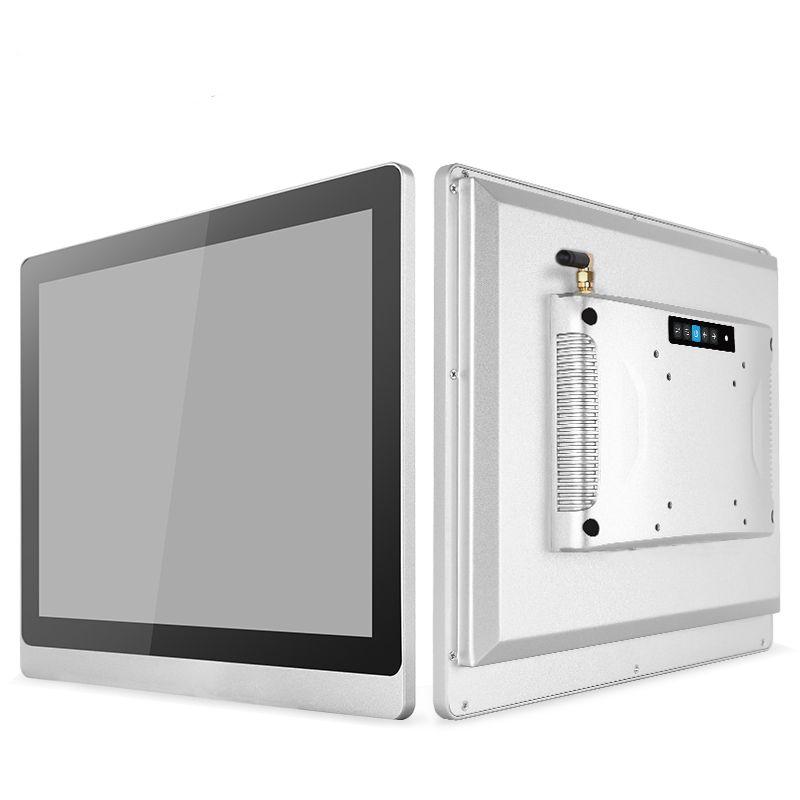 17 pouces de qualité industrielle ip65 tout en un mini ordinateur tactile intégré