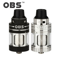 Original OBS Engine SUB Mini Atomizer 3 5ml Engine Mini Tank Side Filling E Cigs Atomizer