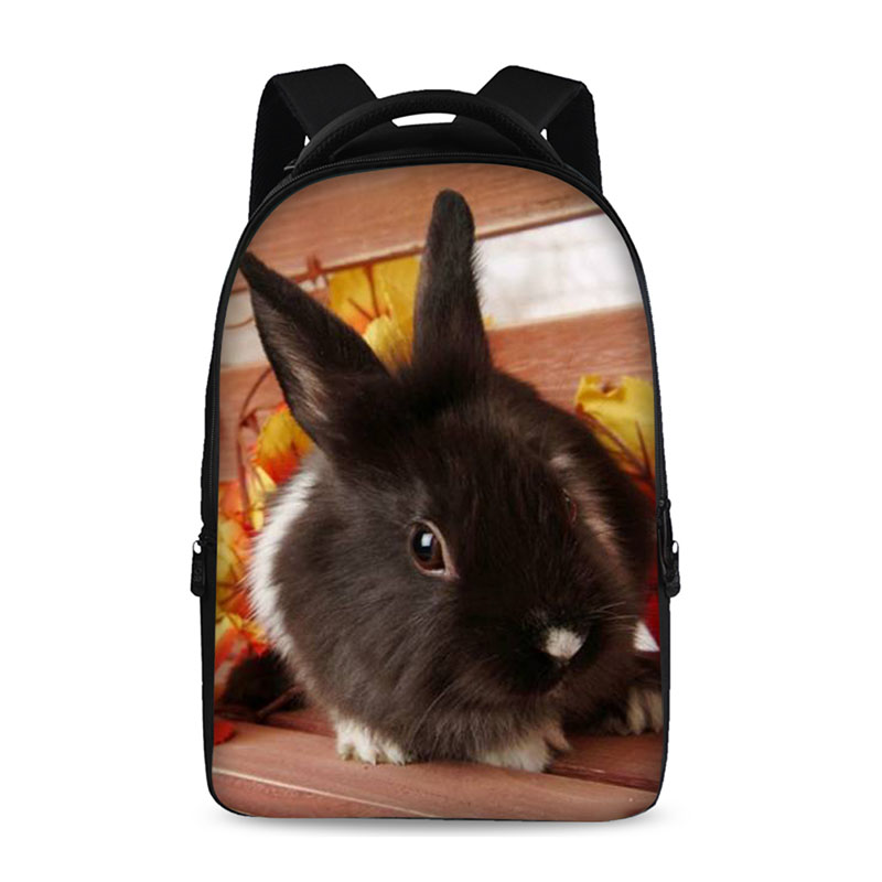 Pet rabbit pig Backpacks For Teens Computer Bag Fashion School Bags For Primary Schoolbags Fashion Backpack Best Book Bag