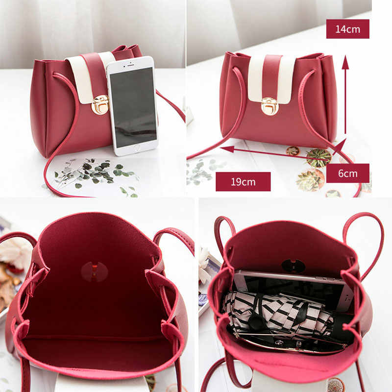 Mini sacos de ombro crossbody sacos para as mulheres patchwork feminino pequenas senhoras sacos do mensageiro bolsa feminina bolsas de couro macio