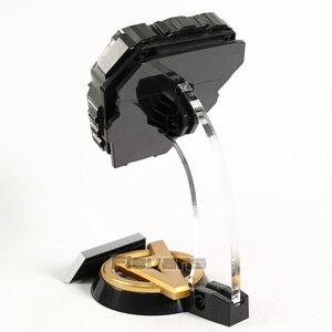 Image 4 - Iron Man MARK L MK50 Arc Reactor with LED Light 1/1 Prop Replica PVC Figure Model Toy