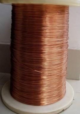 Fil de cuivre émaillé par polyuréthane de 1,1 mm * 20 m QA-1-155 2UEW