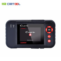 2013 Top Rated Creader VII LAUNCH CRP123 Update Via Internet Launch CRP123 Free Shipping