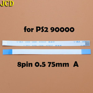 Image 4 - JCD 2pcs 7pin 8pin 12pin Ribbon Flex Cable for Sony playstation 2 PS2 Controller Charging PCB Board and Power switch Flex Cable