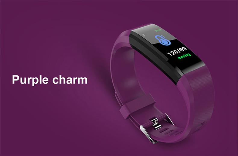 smart watch men's band mi15