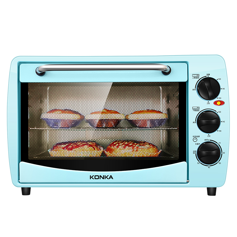 Electric Oven Dryer Microwave Oven Baking Machine Bread Machine Small Multi-function Oven Low Temperature Fermentation 20L