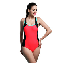 One piece swimsuit professional swimwear training bodysuits slimming swimwear for women one-piece suits 2016 thong swimsuit