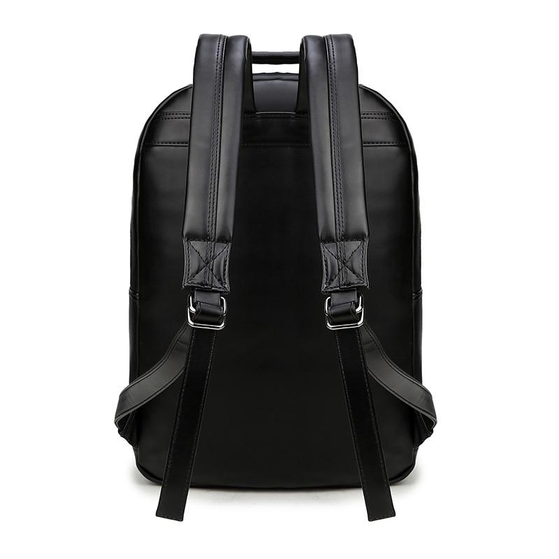 Aliexpress.com : Buy Leather Backpack Men Brand Designers Animal ...