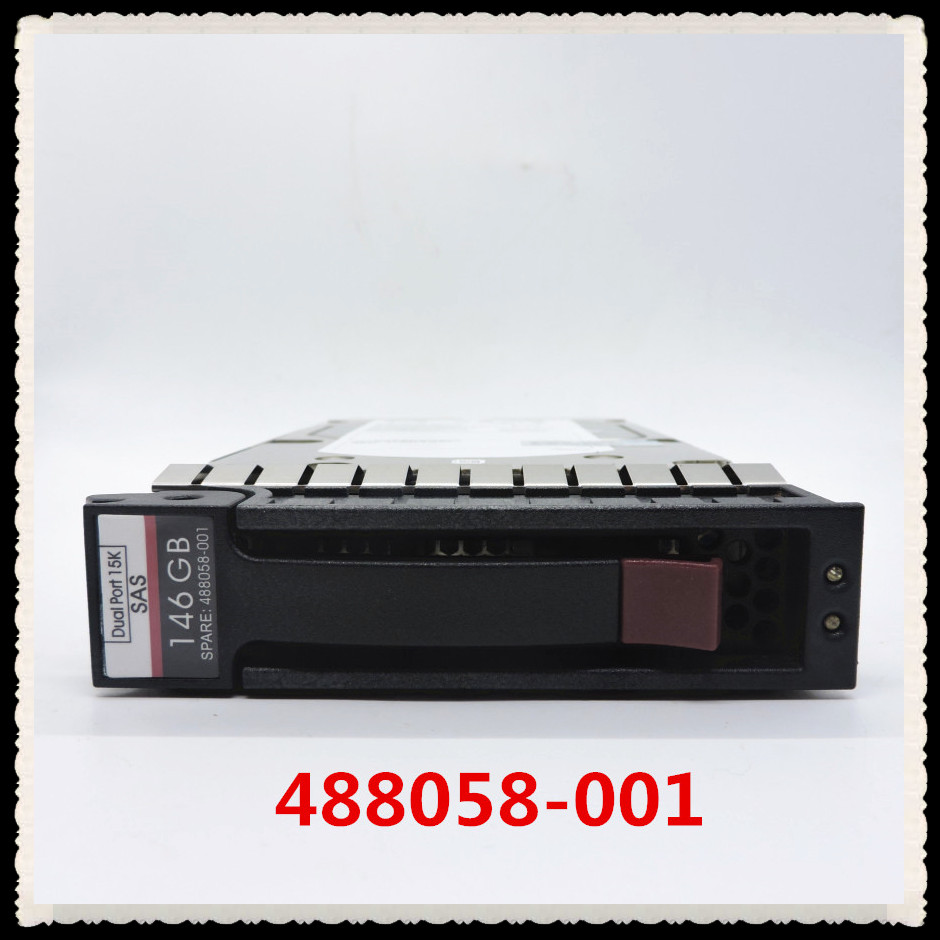 100%New In box  3 year warranty  488058-001 454228-001 146G 15K 3.5inch SAS   Need more angles photos, please contact me100%New In box  3 year warranty  488058-001 454228-001 146G 15K 3.5inch SAS   Need more angles photos, please contact me