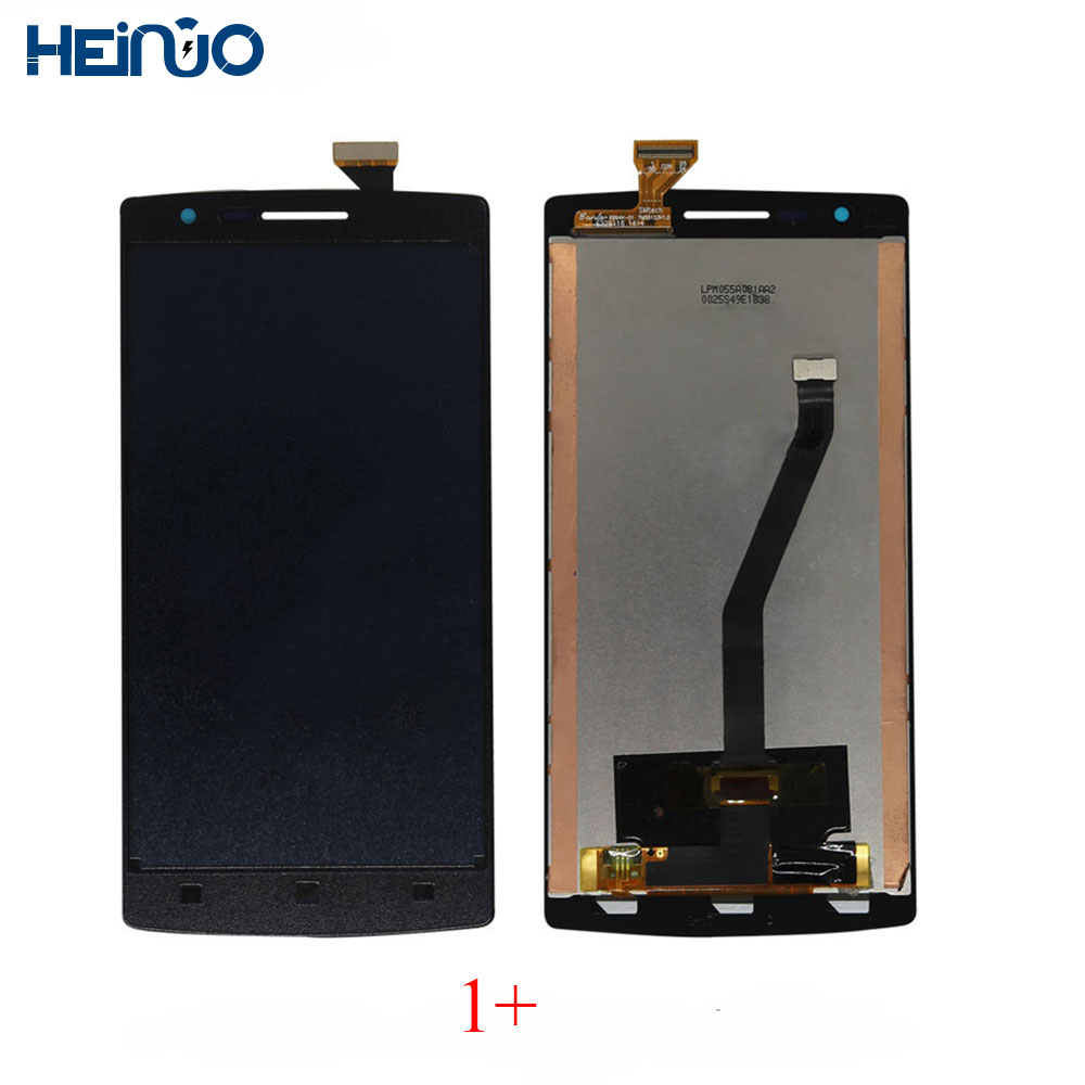 LCD display For A0001 One Plus  LCD Display Touch Screen For One Plus 1+ 1 A0001 Digitizer Assembly Replacement Parts With FrameLCD display For A0001 One Plus  LCD Display Touch Screen For One Plus 1+ 1 A0001 Digitizer Assembly Replacement Parts With Frame