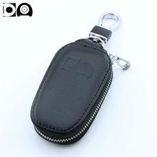 Newest design Car key wallet case bag holder accessories for Isuzu Rodeo Pickup Ascender