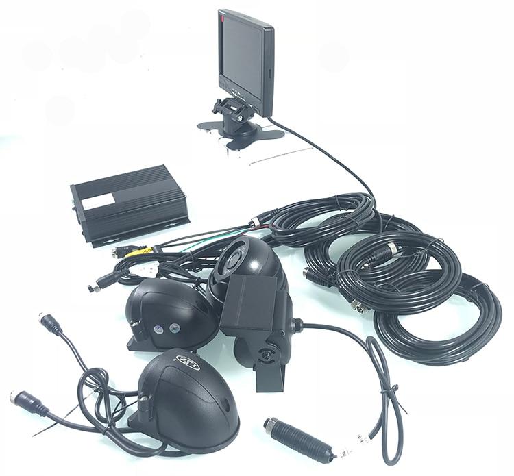 Apoio 4-canal de áudio real-tempo de entrada