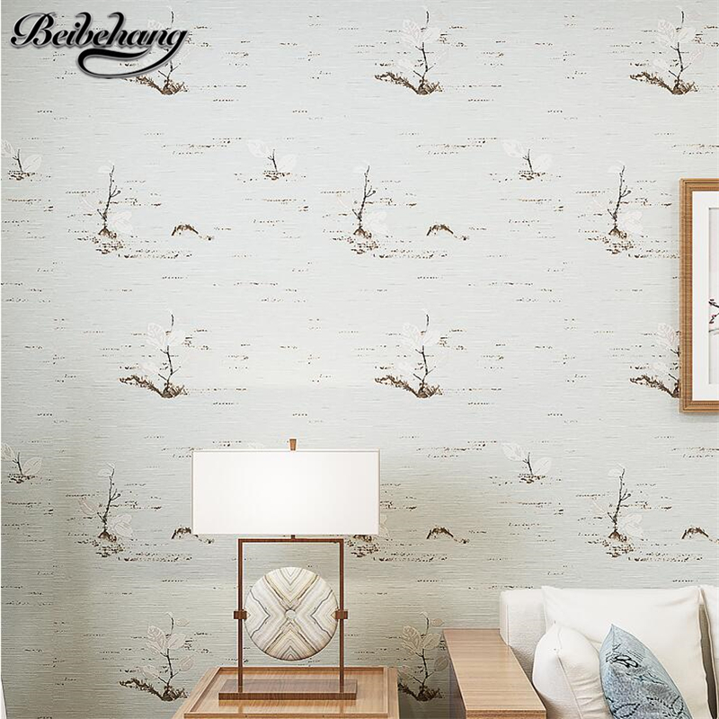 beibehang Simple modern wallpaper non - woven plain color bedroom wallpaper living room television back wall video wall paper 0 53x10m modern blue gray green simple non woven wallpaper living room bedroom wedding room shop decoration wallpaper