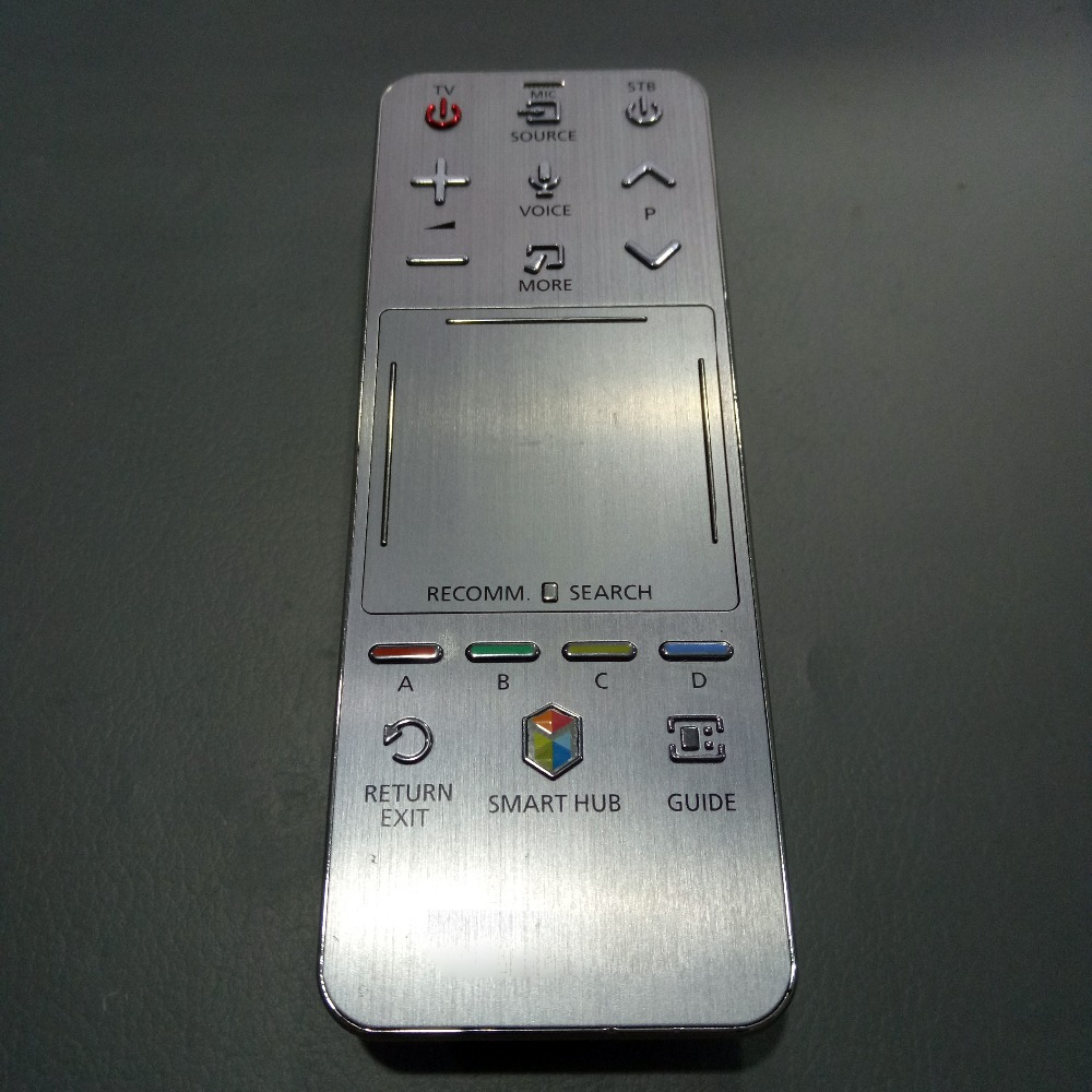 USED Original for Samsung SMART TOUCH TV remote control RMCTPF1AP1 AA59-00759A valberg форт 1368 kl