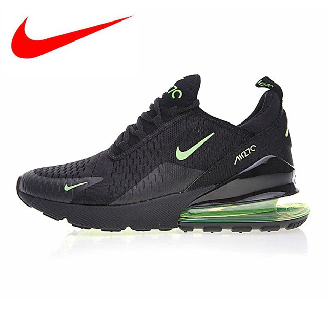 6c5ddaae4e US $157.0 |Original New Arrival Authentic Nike Air Max 270 Mens Running  Shoes Sneakers Sport Outdoor Comfortable Breathable Good Quality-in Running  ...