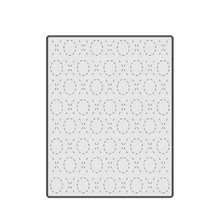 YaMinSanNiO Background Diamond Circle Metal Cutting Dies for Scrapbooking 1Pc Craft 108*90 New Stencil Card Xmas Die