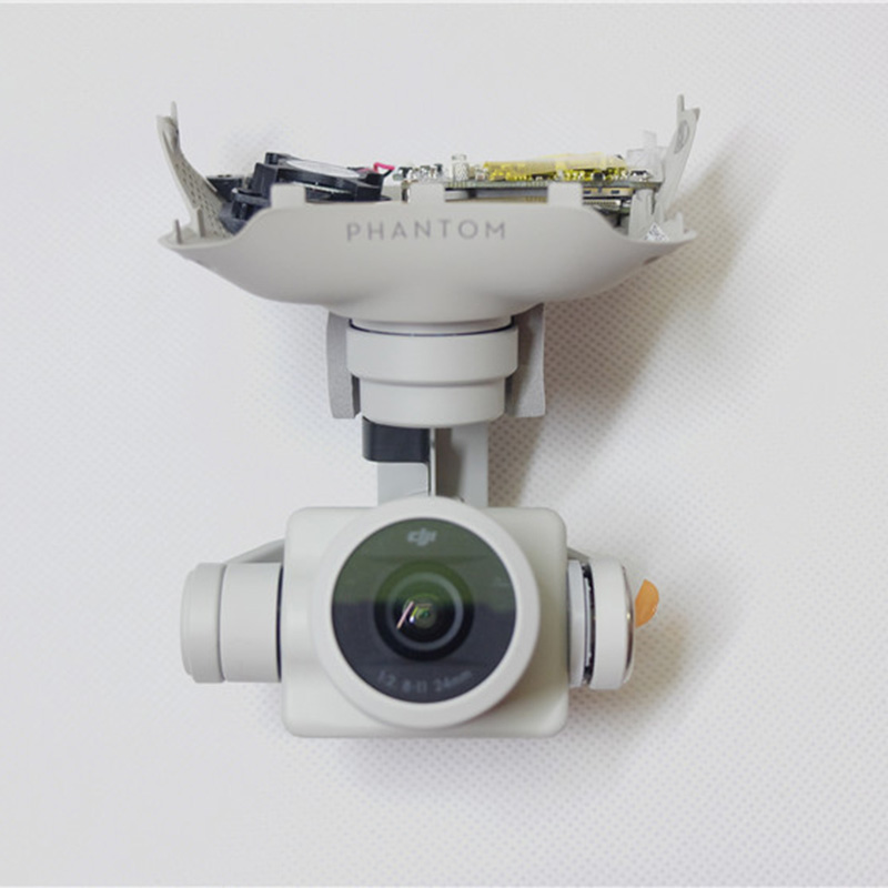 BEHORSE Gimbal Camera Repair Parts for DJI Phantom 4 Pro Cameras Replacement Accessories 100%new for nikon d5500 top cover camera replacement unit repair parts