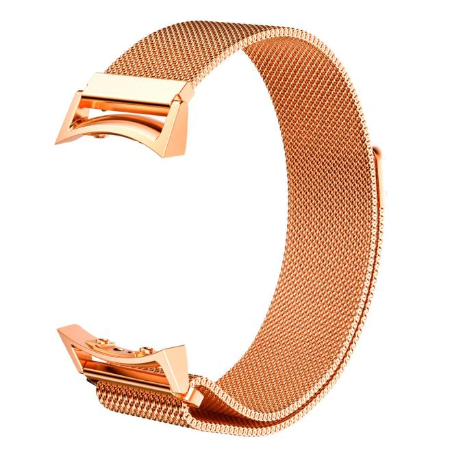 Watchband Milanese Magnetic Loop Stainless Steel Band+Connector For Samsung Gear S2 RM-720 drop shipping watch accessories