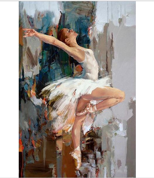 De haute Qualité Originaux Faits Main Danse Ballerine