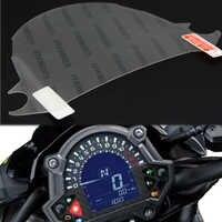 Velocímetros para salpicadero de motocicleta Kawasaki, protectores de pantalla con película de protección, pegatinas, para Z900, Z650, Z, 900, Z, 650, 2017