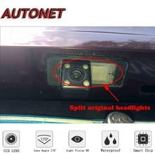 AUTONET HD Night Vision Backup kamera tylna dla Peugeot 208 2008 301 307 307CC 308 408 508 Citroen C5 C4 MG3/oryginalny otwór