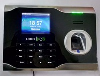 125K ID(EM) Card Time Attendance & Fingerprint Time Clock With Free Software U100 Fingerprint time attendance Teminal
