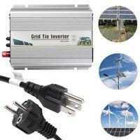 Pure Sine Wave Solar Grid Tie Micro 600W 22 60V Inverter MPPT For Solar Panel Auto Control 50Hz/60Hz Heat resisting Not Rust