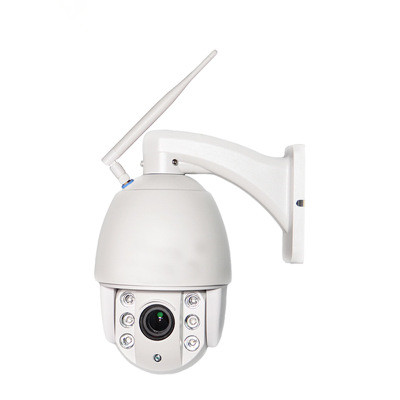 Outdoor 3G 4G SIM Card hisilicon Dome IP Camera PTZ HD 1080P 4X Zoom Motion detection SD Card Night IR CCTV Camara