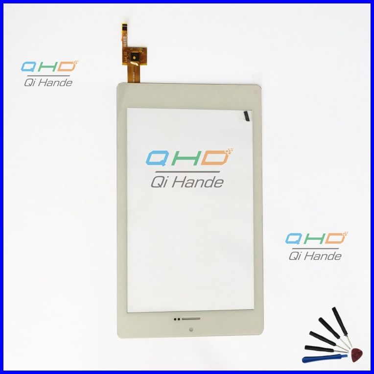 Free shipping 10pcs on Sale Touch Screen100% New Touch Panel Digitizer 070511-01A-V2 For Prestigio Tablet Pc Touch screen Panel on sale 100