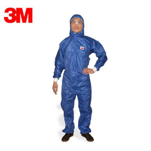 3M 4532 Disposable Protective Coverall Safety Work Wear Particulates Dust Light Liquid Splash for Welding&Metalworking H0201103M 4532 Disposable Protective Coverall Safety Work Wear Particulates Dust Light Liquid Splash for Welding&Metalworking H020110