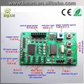 Micro Programável de 2 Fases 4 fios ou 4 fios da fase 5 Painel de Controle Do Driver de Motor de passo Robô DIY DC Atuador do motor Drive