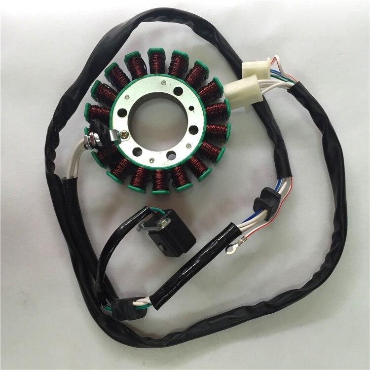 ФОТО STARPAD For Qianjiang for Yamaha XV250 / XV125 -18 magneto coil sets 18 line