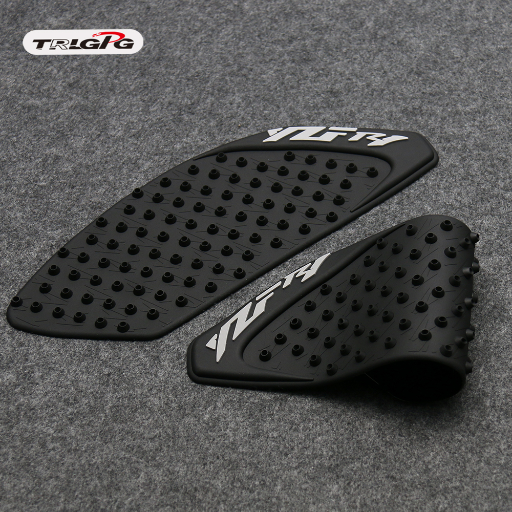 For Yamaha Yzfr1 YZF R1 2009-2014 2013 2012 Motorcycle Protector Anti Slip Tank Pad Sticker Gas Knee Grip Traction Side 3M Decal