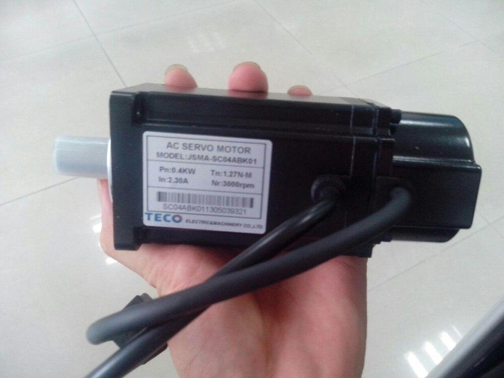 Servomotor JSMA SC04ABK01 + JSDEP 15A 400 Watt Sets verdrahtung ...