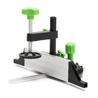 Miter Gauge Wood Router And Box Joint Jig Kit With Adjustable Flip Stop DIY Woodworking Carpenter
