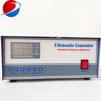 Ultrasonic Generator 1000W Of Ultrasonic Cleaning Tanks ultrasonic transducers Pack CE