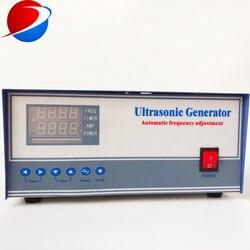 Generator ultradźwiękowy 1000 W zbiorniki ultradźwiękowe do czyszczenia przetworniki ultradźwiękowe opakowanie CE