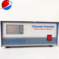 Ultraschall Generator 1000 W Von Ultraschall Reinigung Tanks ultraschall wandler Pack CE|Ultraschall-Reiniger-Teile|Haushaltsgeräte -