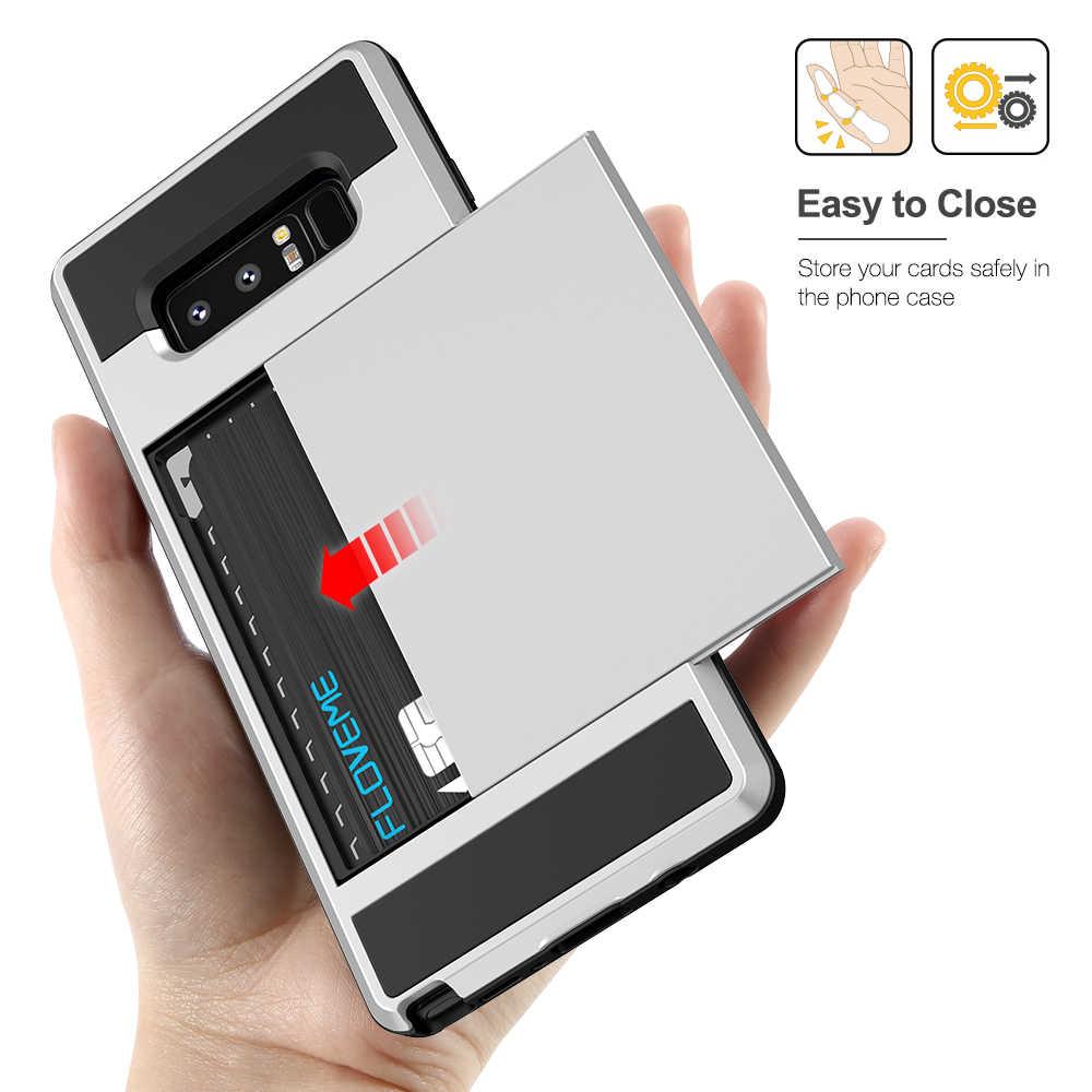NORTHFIRE чехол для samsung Galaxy S8 S9 плюс S5 S6 S7 Note9 8 Слот для карты чехол для телефона для samsung A3 A5 A7 J3 J5 J7 2017 задняя крышка