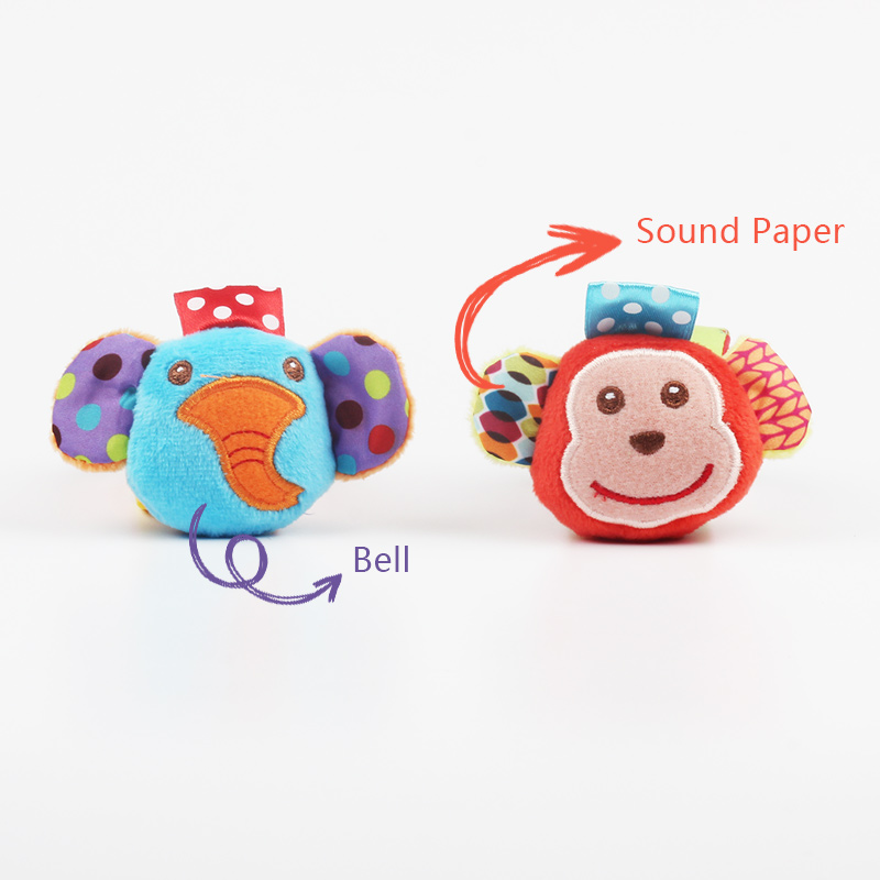 Cartoon Baby Toys : Cartoon baby toys soft animal shopbabyboom