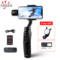 In Stock! MOZA MINI MI 3 Axis Handheld Gimbal Stabilizer for Smart phone iPhone X 8 Plus 8 7 Samsung S9 S8 S7