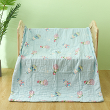 cotton baby quilt summer cool childrens kindergarten120*150CMbaby swaddle blankets boy blanket newborn