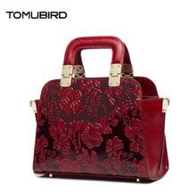 2016 Nouveau sacs à main de luxe femmes sacs designer top qualité peau de vache gaufrage de mode de luxe femmes véritable sacs à main en cuir